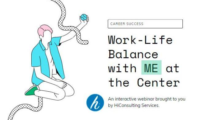 Work-Life Balance ME at Center